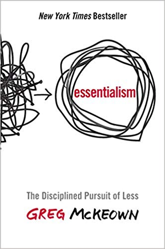 Essentialism - Personal Development Book