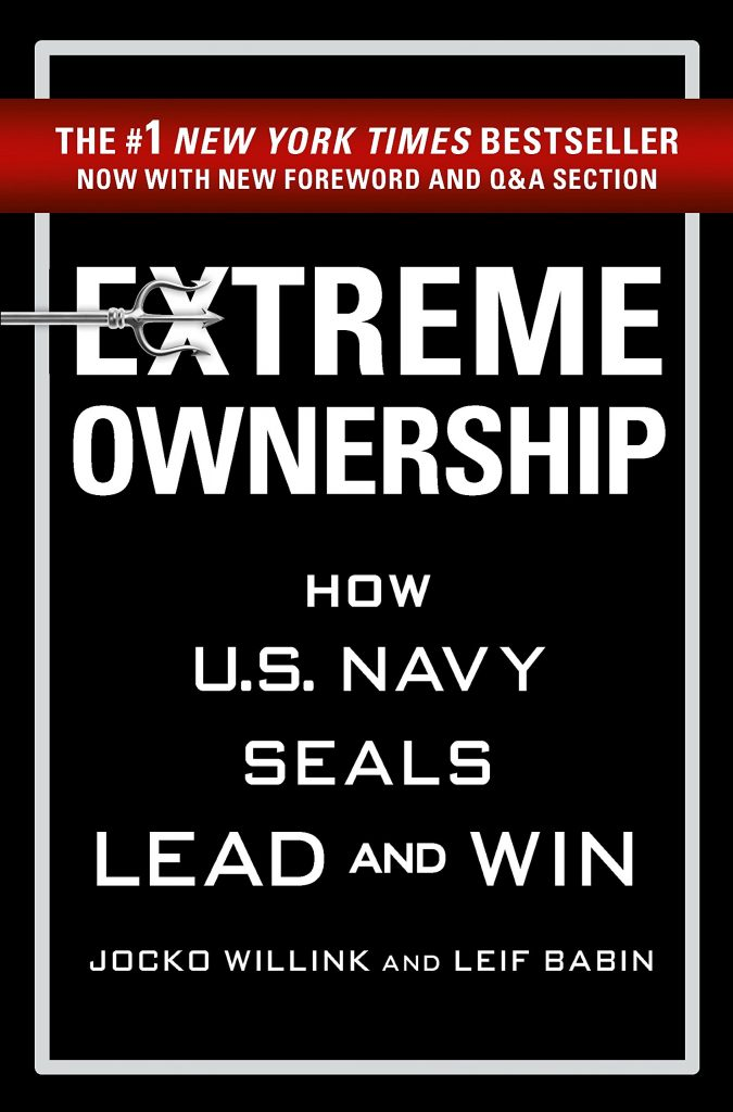 Extreme Ownership - Personal Development Book