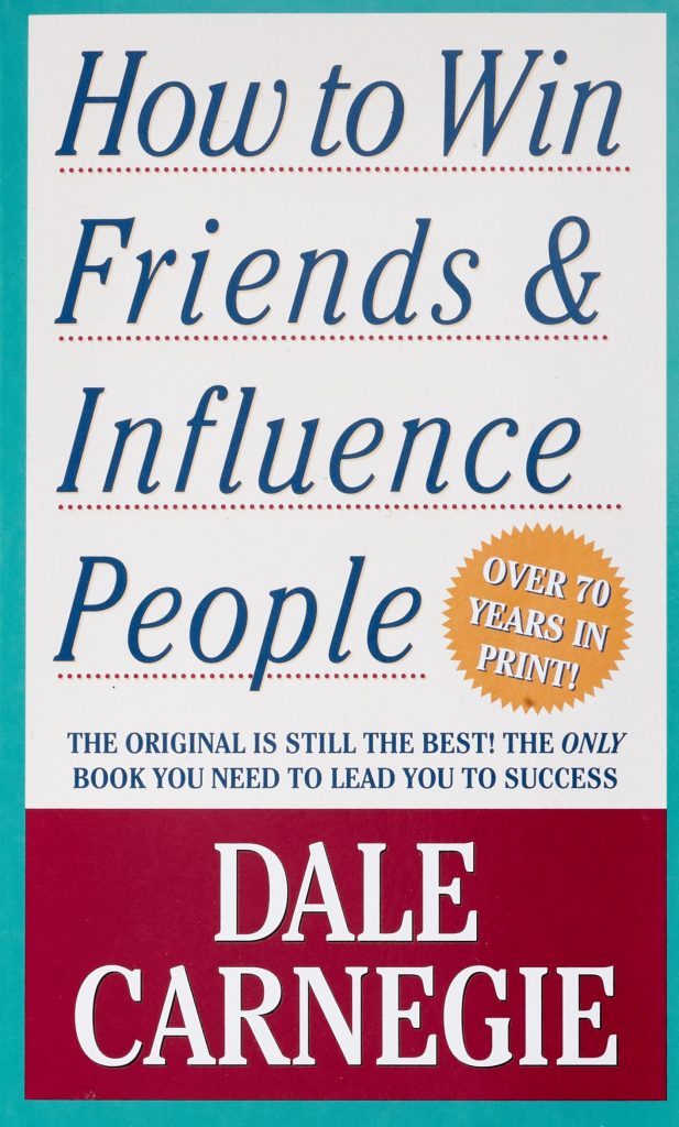 How to Win Friends and Influence People - Personal Development Book