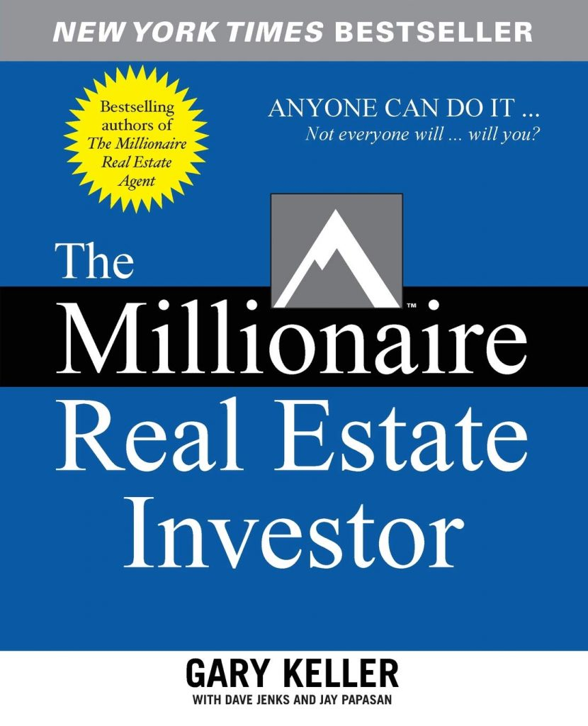 The Millionaire Real Estate Investor - Personal Development Book