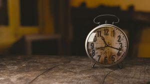 Personal Development Goals - Time Management