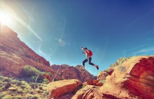 Personal Development Goals Take Action