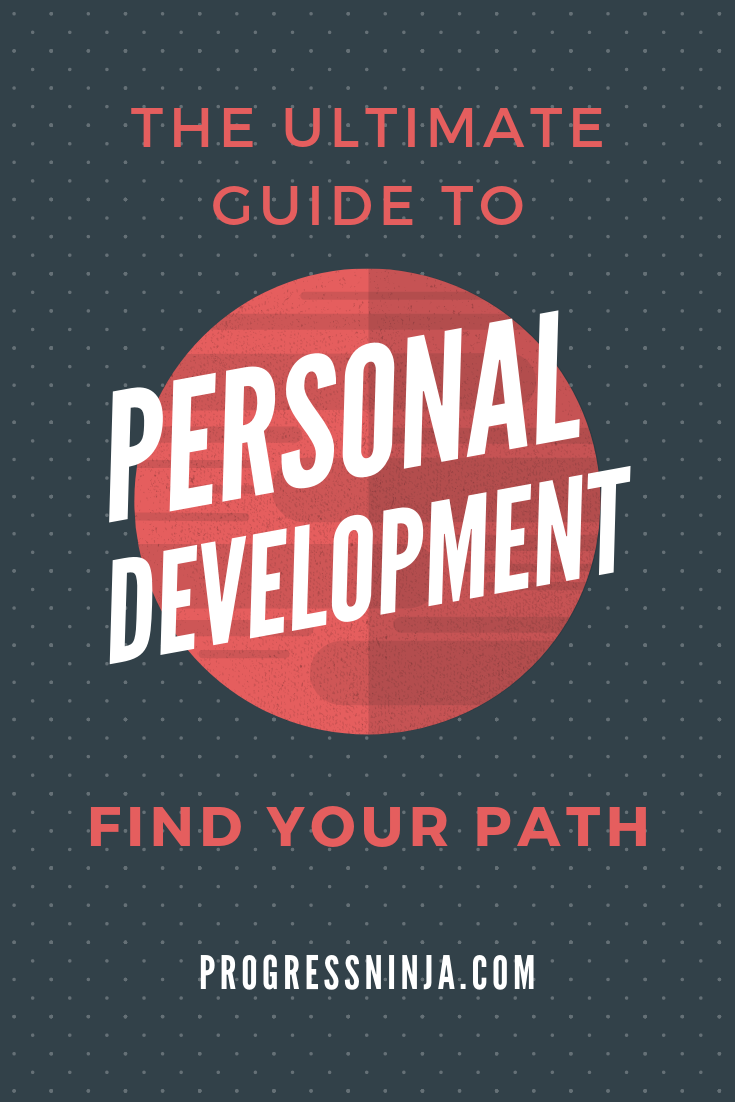 Ultimate guide to personal development