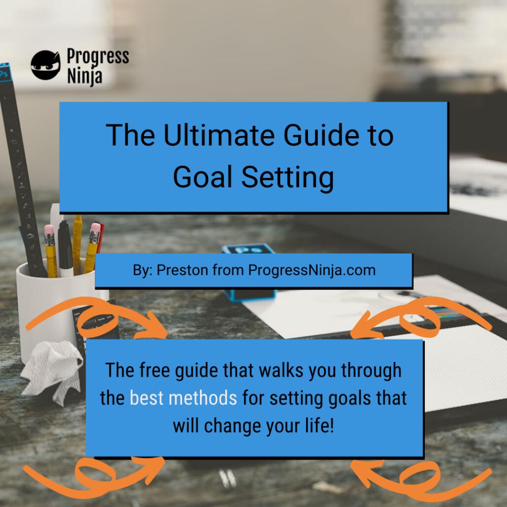 Goal Setting Guide Banner