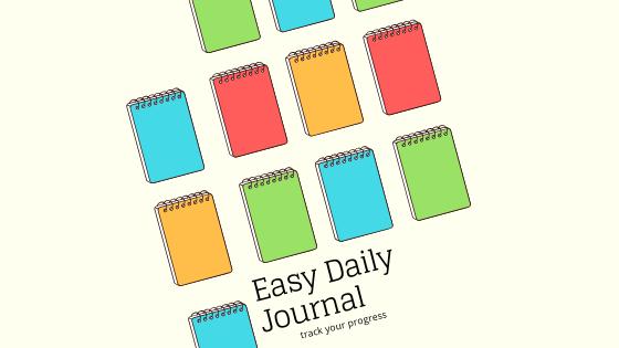 Personal Development Details Journal