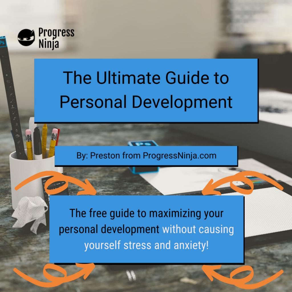 Personal Development Guide Banner